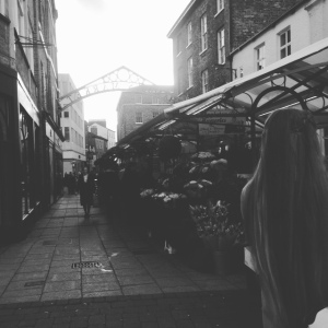 The Shambles outdoor market :)