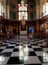 Inside St Andrew Holburn