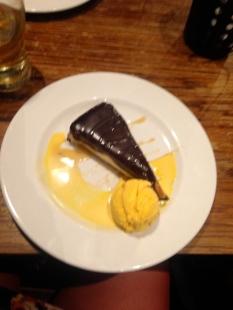 Millionaires Cheesecake: pure decadence